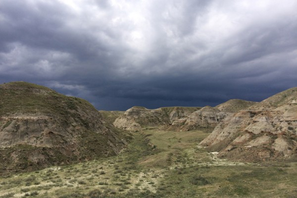 Badlands (Hill County, MT)