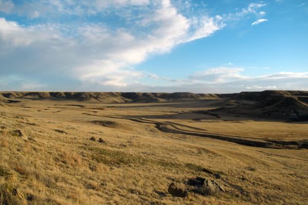 TE-040 Badlands (Phillips County, MT)