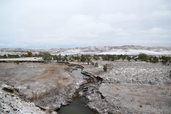 TE-040 Judith River badlands